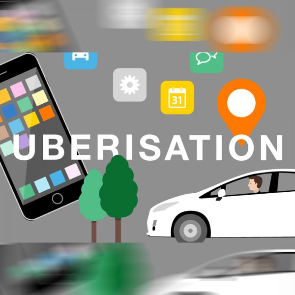 """Uberisation"" – Disrupt or be disrupted?  What role has Africa played in the disrupter economy and what role will it play in the future?"