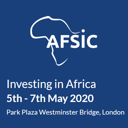 Executives in Africa Gold Sponsors of AFSIC 2020